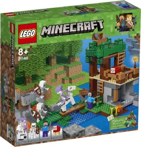 LEGO Minecraft 21146 The Sceleton Attack