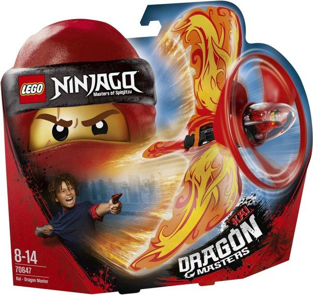 LEGO Ninjago 70647 Dragon Master Kai