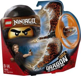 LEGO Ninjago 70645 Dragon Master Cole