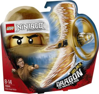 LEGO Ninjago 70644 Golden Dragon Master