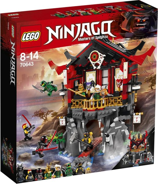 LEGO Ninjago 70643