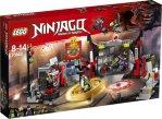 LEGO Ninjago 70640 S.O.G Headquarters