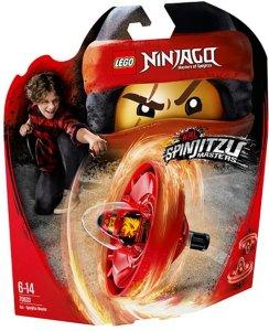 LEGO Ninjago 70633 Spinjitzu Master Kai