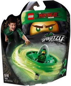 LEGO Ninjago 70628 Spinjitzu Master Lloyd