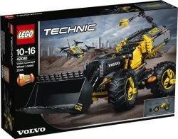 LEGO Technic 42081 Volvo Concept Wheel Loader ZEUX