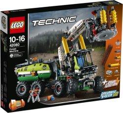 LEGO Technic 42080 Forest Machine