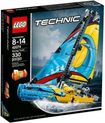 LEGO Technic 42074 Racin Yacht