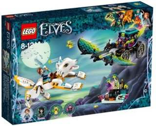 LEGO Elves 41195 Emily and Noctura's Showdown