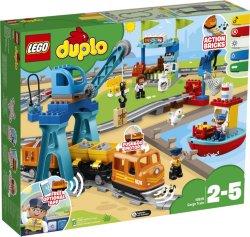 LEGO Duplo 10875 Godstog