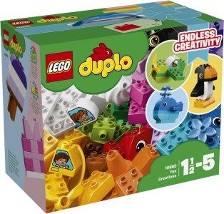 LEGO Duplo 10865 Gøyale kreasjoner
