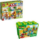 LEGO Duplo 10864 + 10836 Landsbytorg & Lekeplass Pakke
