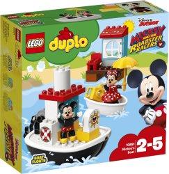 LEGO Duplo 10881 Mikkes Båt