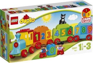 Duplo 10847 Number Train