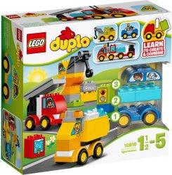 LEGO Duplo 10816 Biler og Lastebiler