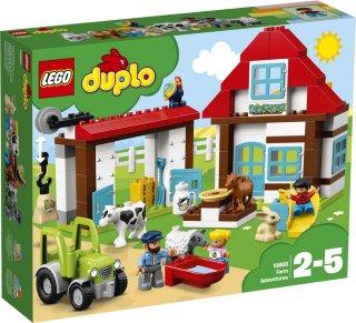 LEGO Duplo 10869 Bondegårdseventyr