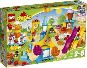 LEGO Duplo 10840 Stor fornøyelsespark