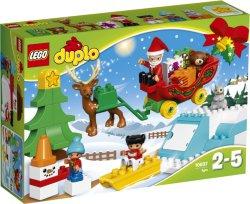 LEGO Duplo 10837 Nissens Juleferie