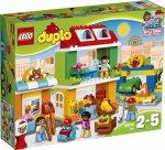 LEGO Duplo 10836 Landsbytorg