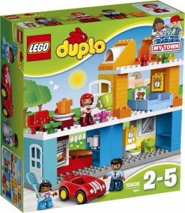 LEGO Duplo 10835 Hus