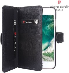 Pierre Cardin Leather Wallet iPhone 7/8