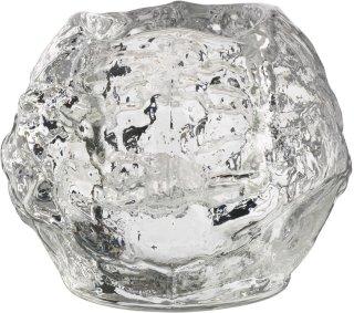 Kosta Boda Snowball telysestake 9cm