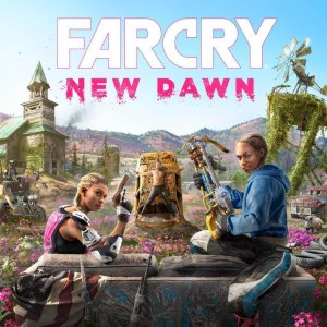 Far Cry: New Dawn til Playstation 4