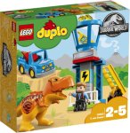 LEGO Duplo 10880 Jurrasic World T. Rex Tower