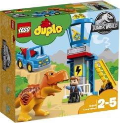 LEGO Duplo 10880 Jurrasic World T. Rex Tower