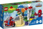 LEGO Duplo 10876 Marvel Super Heroes: Spiderman og Hulk