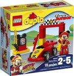 LEGO Duplo 10843 Mikkes Racerbil