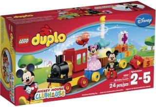 LEGO Duplo 10597 Mikke og Minnis bursdagstog
