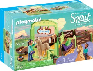 Playmobil Spirit 9479