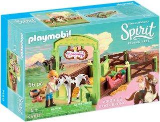 Playmobil Spirit 9480 Abigail Horse Box