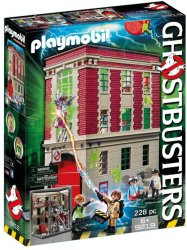 Playmobil Ghostbusters 9219 Fire Station