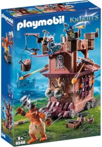 Playmobil Knights 9340 Mobile Dwarf Fortress