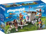 Playmobil Knights 9341 Horse Drawn Ballista