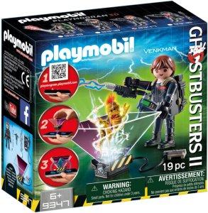 Playmobil Ghostbusters 9347 Peter Venkman