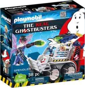 Playmobil Ghostbusters 9386 Spengler