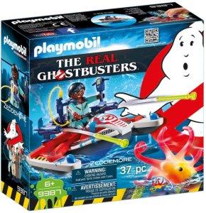 Playmobil Ghostbusters 9387 Zeddemore