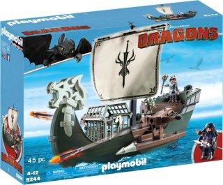 Playmobil Dragons 9244 Drago's Ship