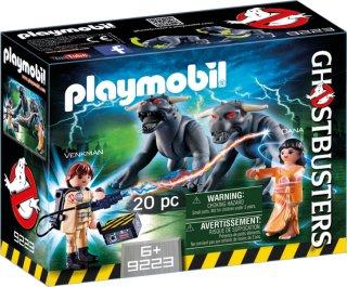 Playmobil Ghostbusters 9223 Venkman