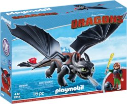 Playmobil Dragons 9246 Hiccup