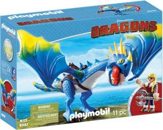 Playmobil Dragons 9247 Astrid & Stormfly