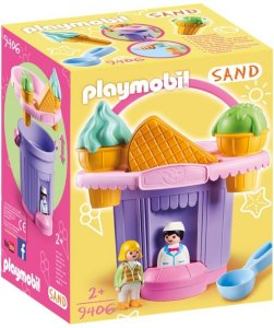 Playmobil Sand 9406 Ice Cream Shop Ice Bucket
