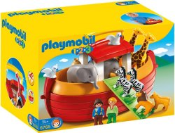 Playmobil 1.2.3 6765 Noahs Ark