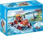 Playmobil Action 9435 Luftputebåt