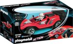 Playmobil Action 9090 Rakettracer