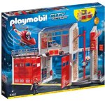 Playmobil City Action 9462 Brannstasjon