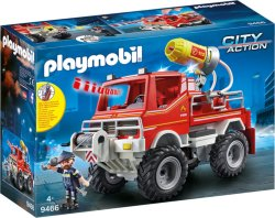 Playmobil City Action 9466 Brannbil