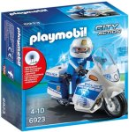 Playmobil City Action 6923 Politimotorsykkel